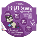 Little-BigPaw-Gourmet-Tender-Duck-Mousse-For-Cats-(85g)