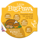 Little-BigPaw-Traditional-Turkey-&-Vegetable-Dinners-(85g)