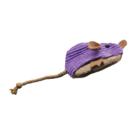 Kong-Speeltje-corduroy-muis-per-stuks-paars