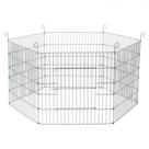 Konijnenren-6-panelen-Zwart-60x63-cm