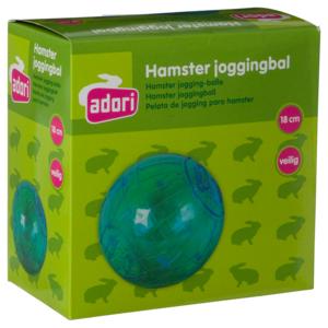Hamster joggingbal plastic M