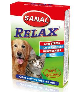 Sanal Relax vuurwerk onweer stress wagenziekte