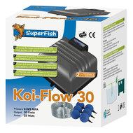 SuperFish Koi Flow 30 Proffessionele beluchtingsset