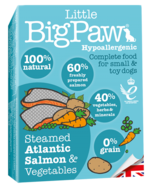 Little BigPaw Steamed Atlantic Salmon & Vegetable Terrine (150g)