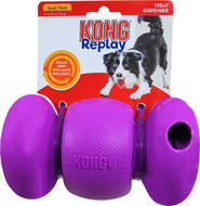Kong hond 'Replay' treat dispenser, small.