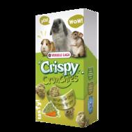 Crispy Crunchies hooi - voor alle knaagdieren