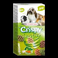 Crispy Toasties vegetables 150 gram - voor alle knaagdieren