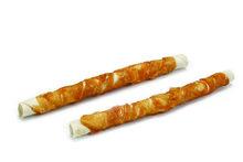 Beeztees culinair kauwstick kip. 2x 25 cm.