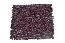 Snack en Speelkleed Snuffelmat Hondenspeelgoed - 60x50 cm Grijs Bordeaux