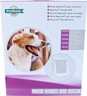 Staywell PetSafe hondendeur Large Wit Max Schouderbreedte 290 mm